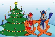Vánoční pohádka, hned po svátcích :-)