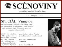 Scénoviny - listopad 2015